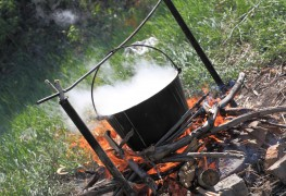 4 conseils pour cuisiner sur unfeu de bois