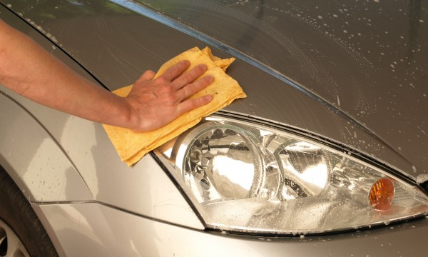 Nettoyez votre voiture sans tracas