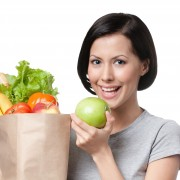 Quatre types d'aliments essentiels