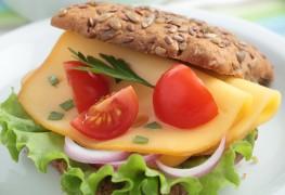 Recette de sandwich aux légumes grillés