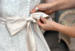 Des conseils pour dénicher le tissu idéal pour votre robe de mariée