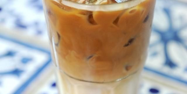 Recette simple de café glacé