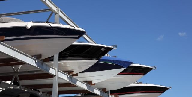La meilleure façon d'entreposer votre bateau en hiver