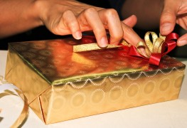 Éveiller les sens: l'art de l'emballage cadeau