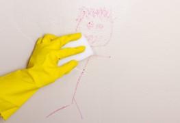 3 conseils clés pour le lavage des murs peinturés