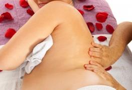 Le massage pour femmes enceintes ou massage prénatal