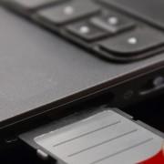 Trouver la carte de mémoire flash (SD) qui convient