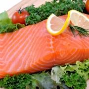 Recette délicieuse de papillotes de saumon à la coriandre