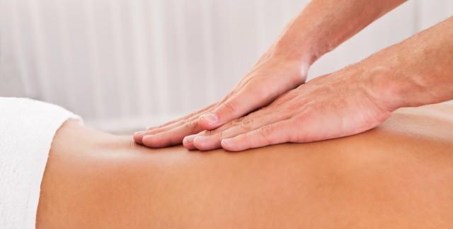 La sensation énergisante d'un massage shiatsu