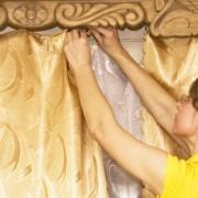 5 conseils pour accrocher des rideaux sans anicroche