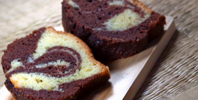 Recette de pain rapide aux 3 chocolats