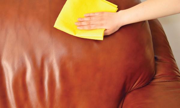 meubles v tements et accessoires voici comment laver du cuir trucs pratiques. Black Bedroom Furniture Sets. Home Design Ideas