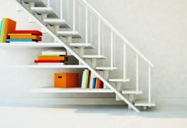 7 idées parfaites pour maximiser l'espace sous votre escalier