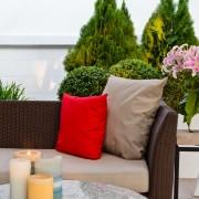 Comment faire pour enleverla moisissure des coussins du patio