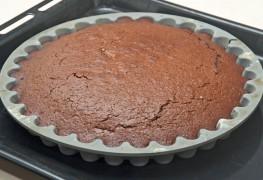 RRecette de gâteau au chocolat avec ingrédient secret