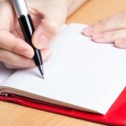 5 résolutions du Nouvel An pour les écrivains