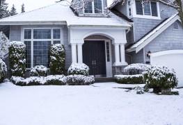 Protégez vos plantes  durant l'hiver