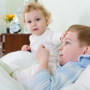 Garderie et enfants malades: quoi faire?