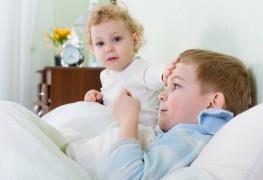 Garderie et enfants malades : quoi faire?