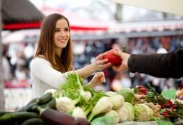 Pourquoi magasiner des aliments organiques produits localement?