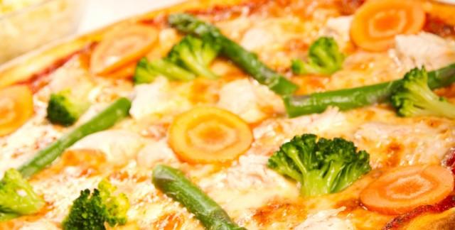 Recette de pâte à pizza aux carottes