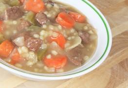 3 recettes santé de soupes et ragoûts