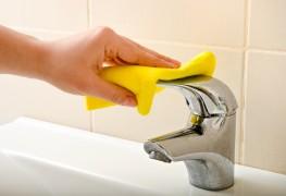 Des solutions maison pour garder votre salle de bain propre