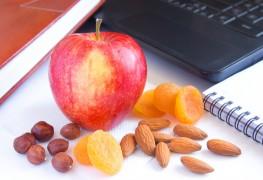 5 conseils pour bien manger au travail etaméliorer vos performances