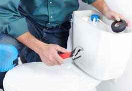 4 trucs très simples pour réparer une toilette