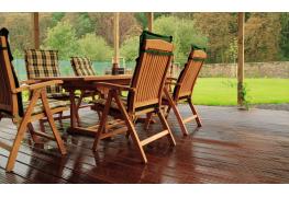 Conseils pratiques : nettoyer des meubles de jardin