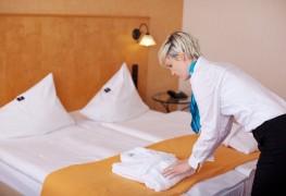 Est-ce que votre literie d'hôtel est assez propre ?