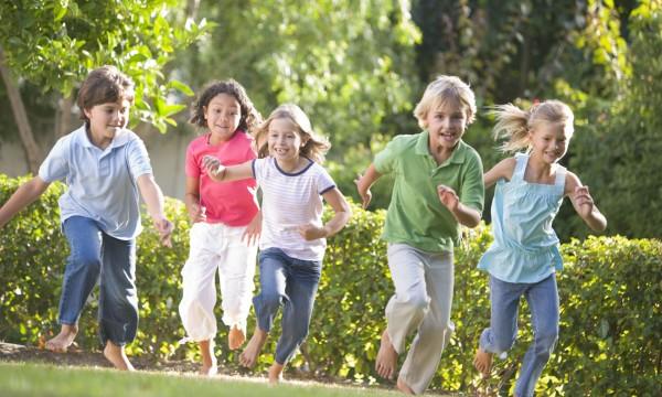 Aidez vos enfants à garder un coeur en bonne santé