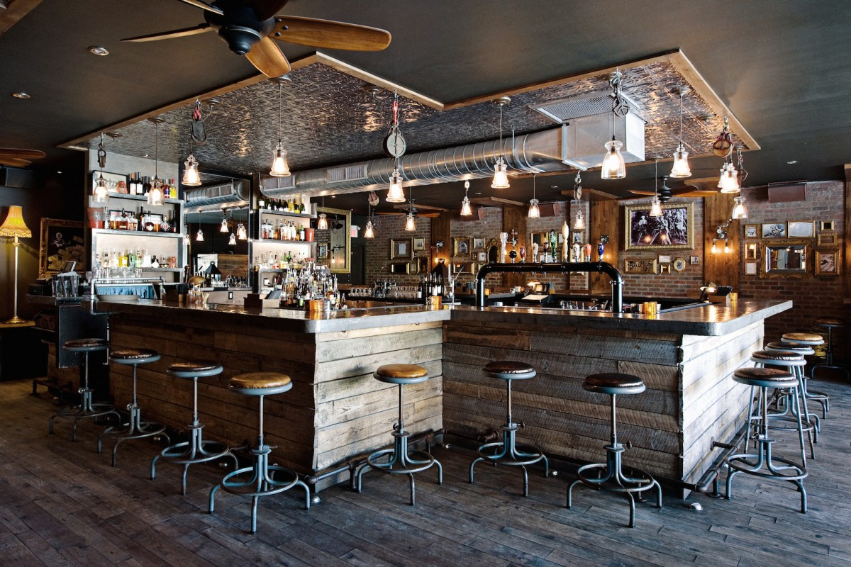 Bar le st edouard montr al portrait de l entreprise for Entreprise design interieur
