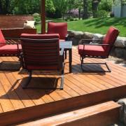 4 conseils pour rafraîchir l'ameublement de patio