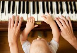 5 avantages des cours de musique pour les enfants