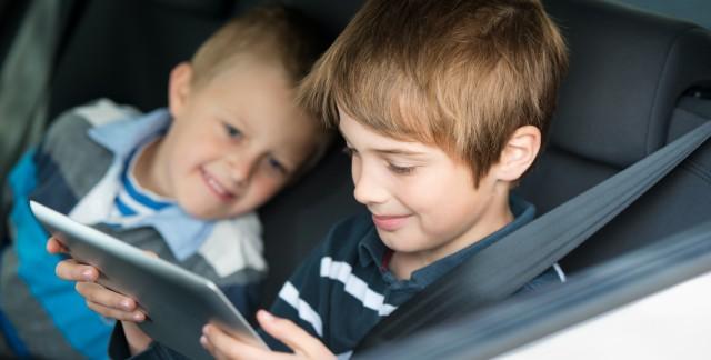 5 bonnes idées pour distraire vos enfants en voiture