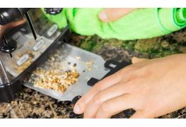 Astuces utiles et efficaces pour nettoyer du goudron et un grille-pain
