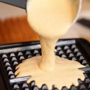 Recette de gaufres multigrains au yaourt