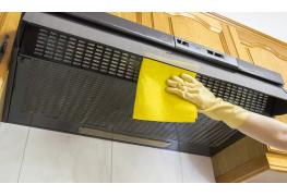 conseils opportuns pour garder les hottes de cuisine propres trucs pratiques. Black Bedroom Furniture Sets. Home Design Ideas