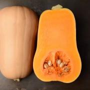 Recette de cassolette de courge musquée à la papaye