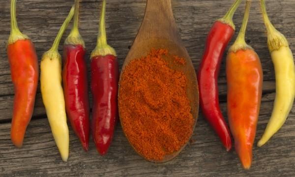 Aliments qui nuisent, aliments qui guérissent: les piments