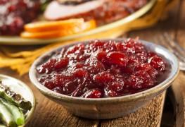 Recette de sauce aux canneberges fraîches