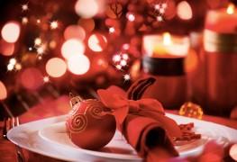 3 moyens simples d'organiser une réception de Noël mémorable