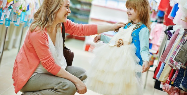 6 méthodes pratiquespour ne pas se ruiner avecles vêtements d'enfants