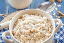 Recette d'avoine concassée à la cuiseuse de riz