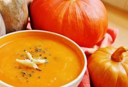 Classique d'automne: recette de soupe à la citrouille