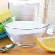 Conseils de nettoyage au bicarbonate de soude
