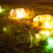 5 idées brillantes d'éclairage extérieur