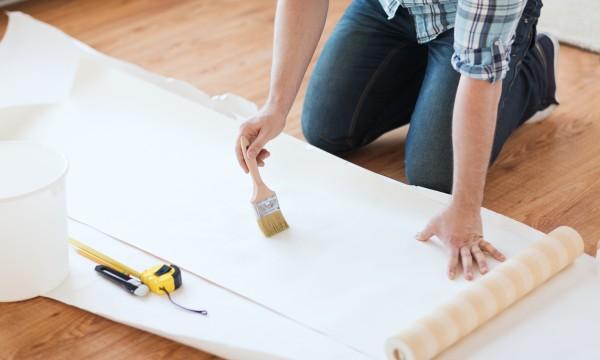 Conseils professionnels pour la pose de papier peint
