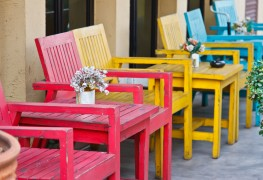 Idées créatives pour fabriquer des meubles de terrasse avec du bois de palette recyclé